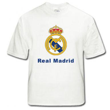 Real Madrid Kids T-Shirt