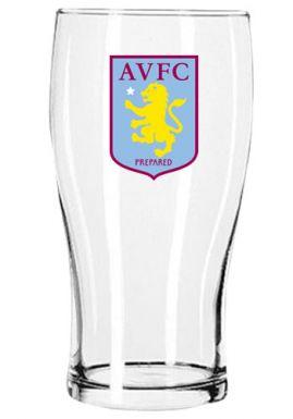 Aston Villa Pint Glass