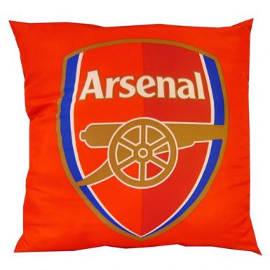 Arsenal FC Crest Cushion