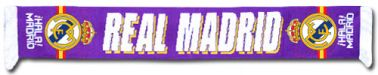 Real Madrid Crest Scarf