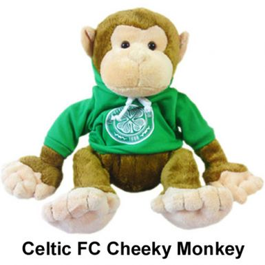 Celtic FC Marty Monkey