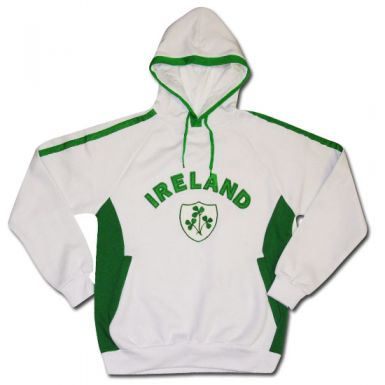 Ireland Rugby & Football Fans Hoodie