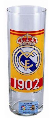 Real Madrid Hi Ball Glass