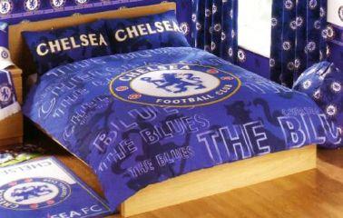 Chelsea Double Duvet Set Chelsea Fc Duvet Set Chelsea