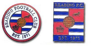 Reading Pin Badges Reading Royals Pin Badge Set Reading Fc