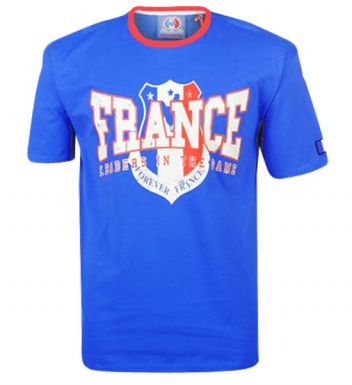 France Casual T-Shirt