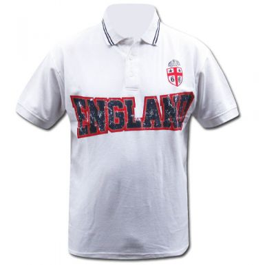 England Casual Polo Shirt