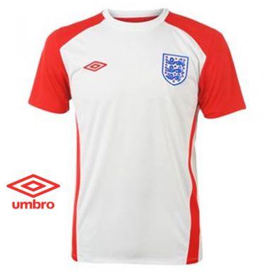England Crest Training Shirt by Umbro