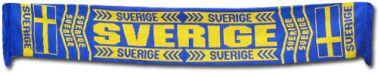 Sweden Football Fans Scarf