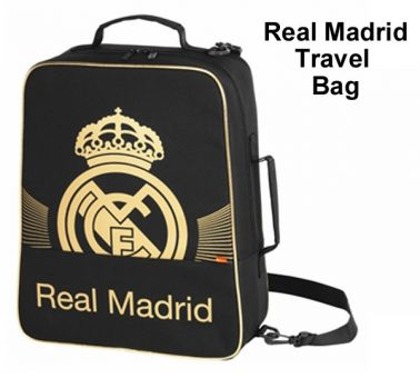 Real Madrid Travel Bag