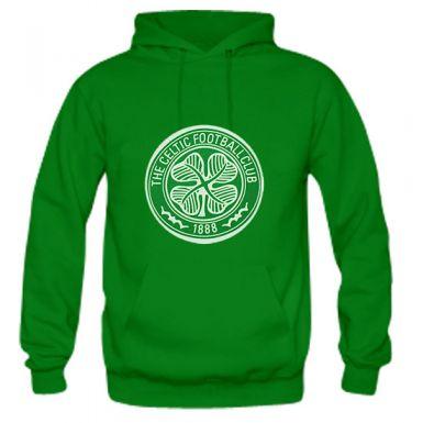 Official Cheap Celtic FC Crest Hoodie