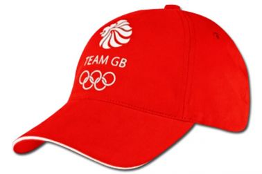 London 2012 Olympics Team GB Baseball Cap