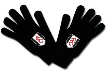 Fulham FC Crest Gloves for Kids