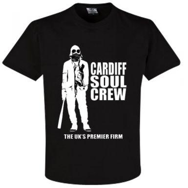 Cardiff Soul Crew Hooligans T-Shirt