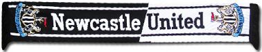 Newcastle Utd Crest Scarf