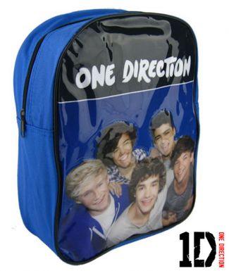 One Direction Boy Band Mini School Backpack
