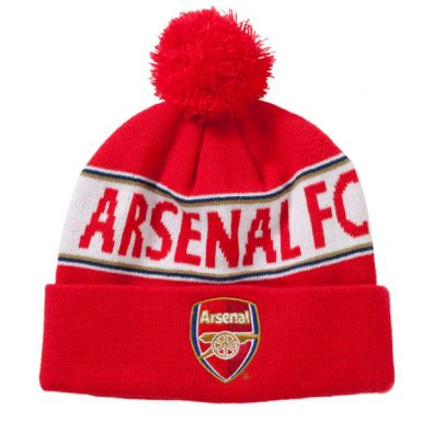 Arsenal FC Bobble Ski Hat