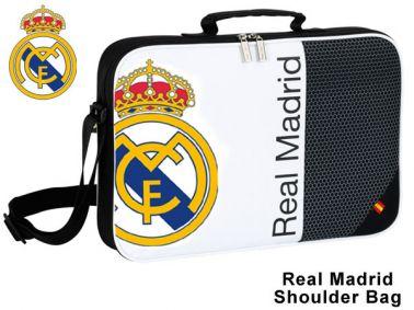 Real Madrid Crest Shoulder Bag
