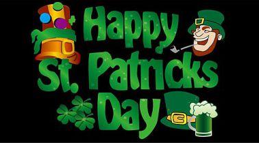 Giant Ireland St Patricks Day Flag