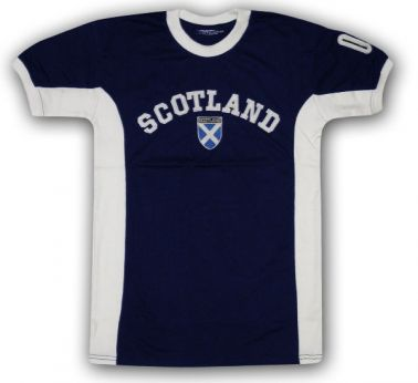 Scotland Saltire Flag T-Shirt