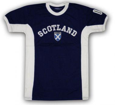 Scotland Saltire Flag T-Shirt