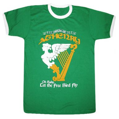Ireland Fields of Athenry T-Shirt