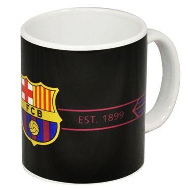 Barcelona mug barcelona crest coffee mug barca barcelona mug for Mug barcelona