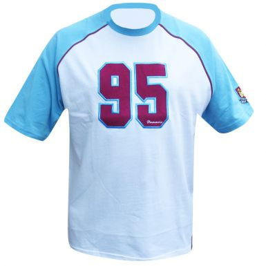 West Ham United 95 Crest T-Shirt