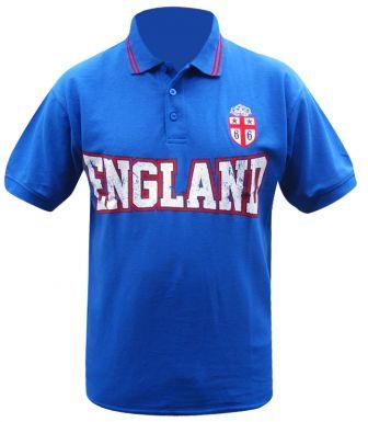 England Leisure Polo Shirt