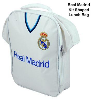 Real Madrid Crest Lunch Bag