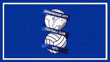 Birmingham City Crest Rug