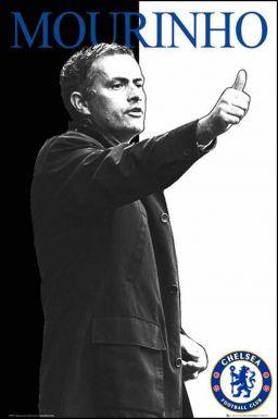 Jose Mourinho Special One Poster