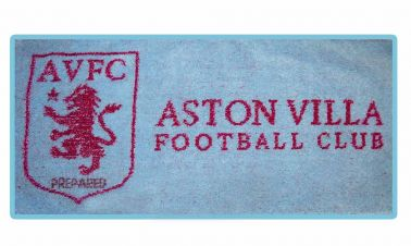 Aston Villa Bar Towel