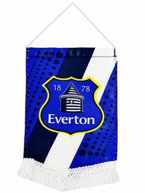 Everton FC Mini Pennant for Cars