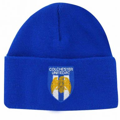 Colchester United Bronx Hat