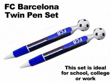 FC Barcelona Twin Pens Set