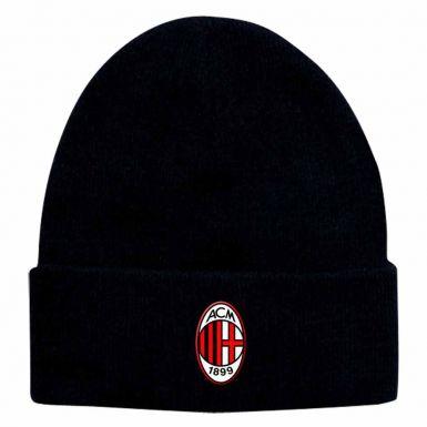 AC Milan Crest Bronx Hat