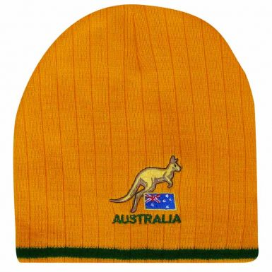 Australia Crest Beanie Hat
