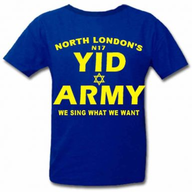 Spurs Yid Army T-Shirt