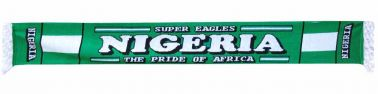 Nigeria Football Fans Scarf