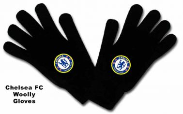 Chelsea FC Wool Gloves