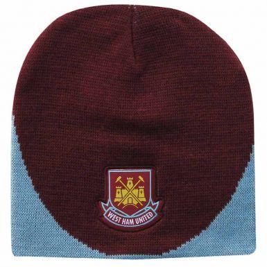 West Ham United Beanie Hat