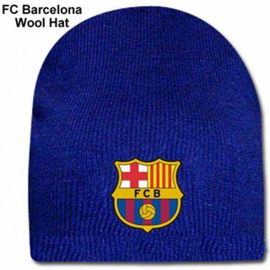 FC Barcelona Beanie Hat