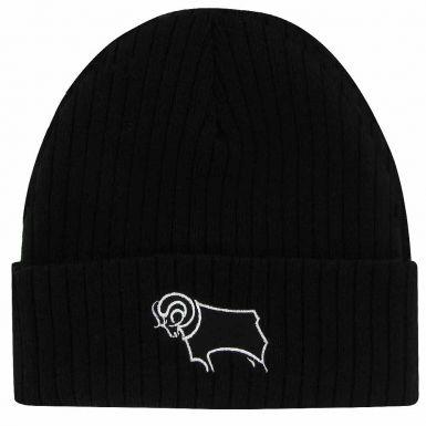Derby County Crest Bronx Hat