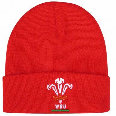 Wales WRU Rugby Crest Bronx Hat