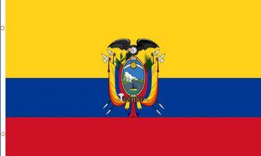 Giant Ecuador National Flag