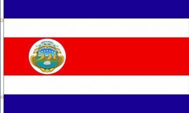 Giant Costa Rica National Flag