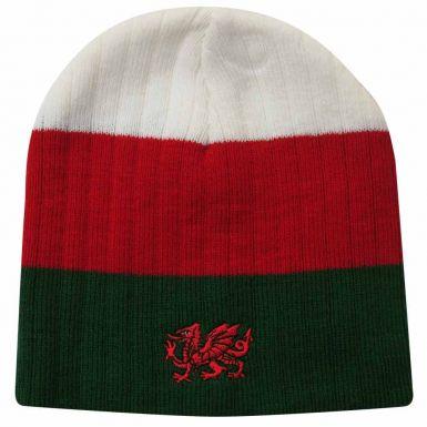 Wales Crest Beanie Hat