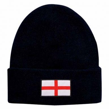 England Flag Bronx Hat
