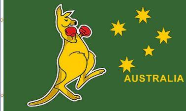 Australia Socceroos Flag
